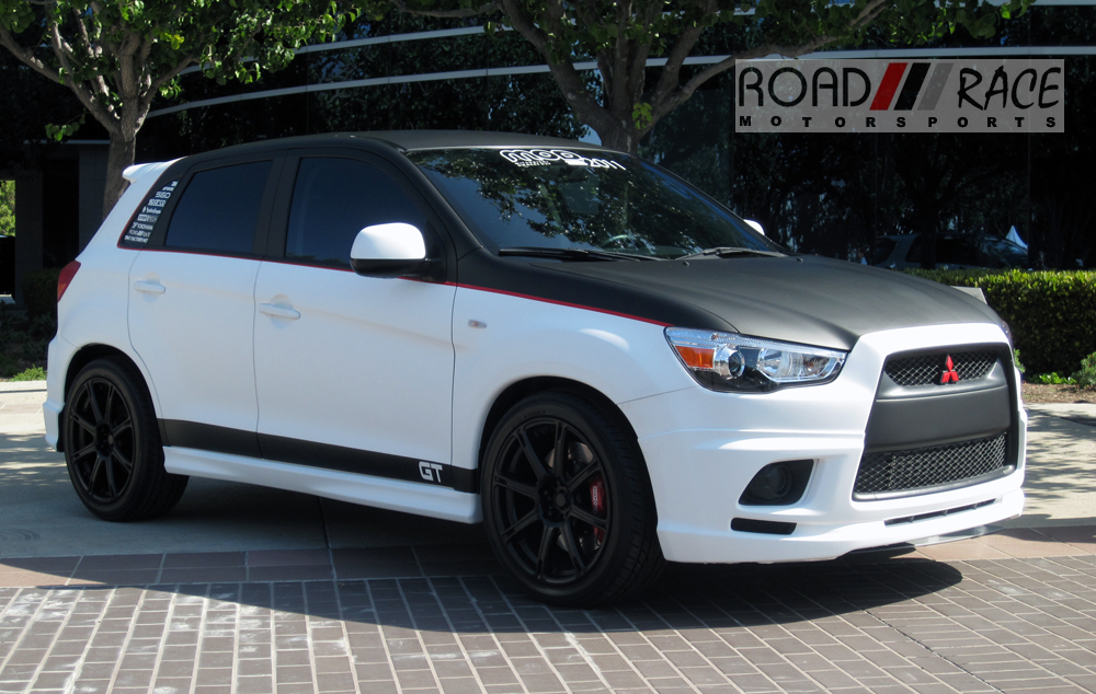 Matte Wrap Outlander - Mitsubishi Forum - Mitsubishi Enthusiast Forums